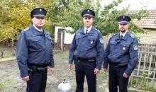 életet mentek a szolgálaton kívüli rendőrök