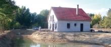 Bakó Sándor és a háza