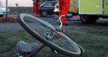 kerékpárbaleset