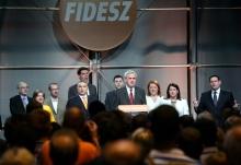 Fidesz győzelmet várók
