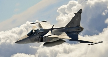 Gripen vadászgép