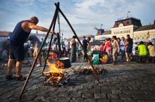 bajai halászléfőző verseny