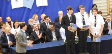 dííjátdó az országos matekversenyen