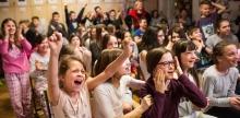 Oscar-nak ürölnek a Bakáts téri iskolások