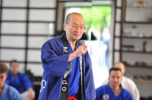 Doshu-Soke Yoshinao Nanbu 10 danos alapítómester