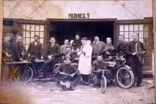 Papp Sándor kerékpárműhely Nagykőrösön