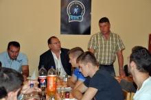Hugyecz Zoltán röplabdaklub tulajdonos