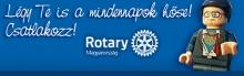 Rotary Mozgalom jelszava