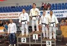 judo bajnokság eredméynhirdetés