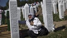 Srebrenicai emlékhely