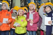 gyerekek a Termostar kft-nél