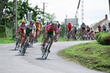 Tour de  Hongrie mezőnye