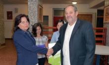 Újhidy Tibor adománya az iskoláknak