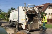 Kecskeméti Vg Kft. hulladékszállítás
