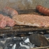szerb ételek a grillrácson