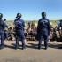 magyar rendőrök a szerb  határánál