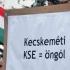 tüntetés a Kse Kft hosszú nyomozása miatt
