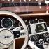 luxus kocsi belseje