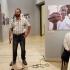 kiállításmegnyitó a Cifrapalotában