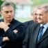 Orbán Viktor és Lezsák Sándor