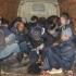 Húsz szírt csempésztek a raktérben
