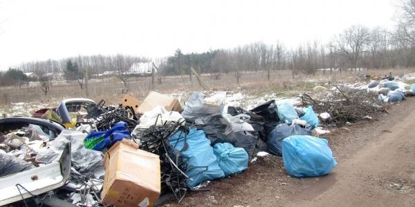 illegális hulladék