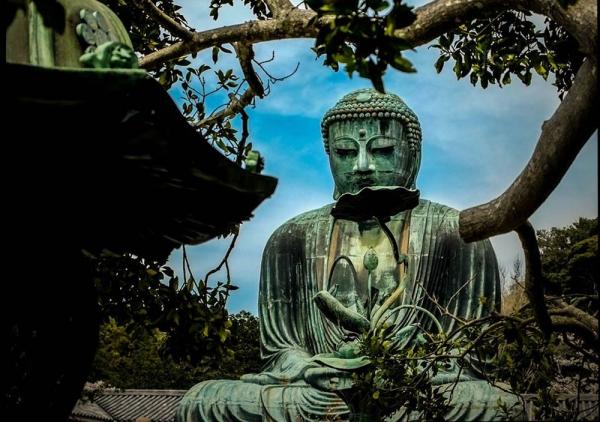 szobor Japánban