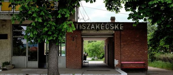 Tszakécske vasútállomás