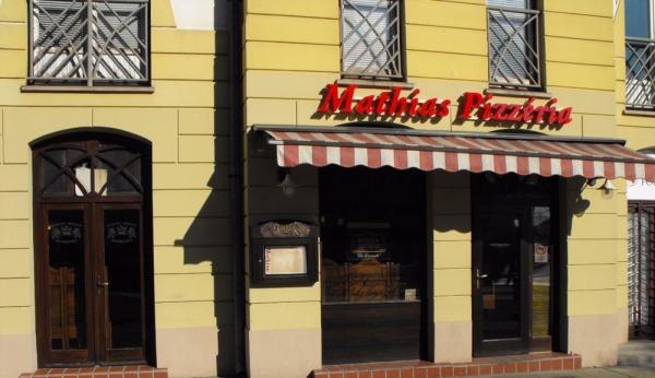 Mathiász pizzéria