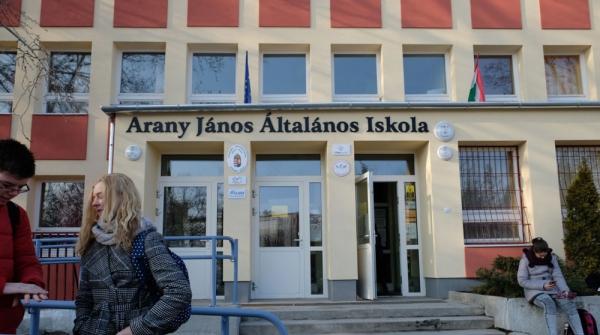 Arany János Általános Iskola Kecskemét