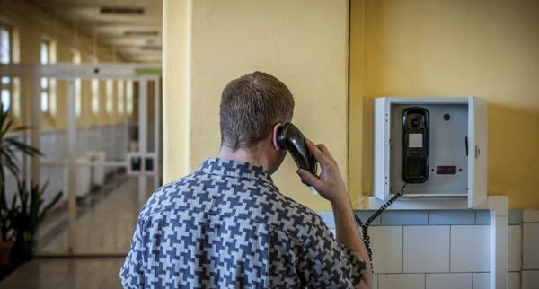 börtöntelefon