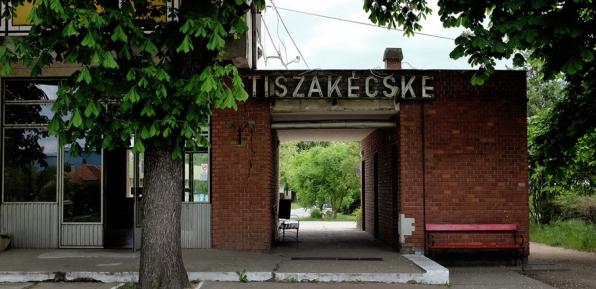Tiszakécskei vasútállomás