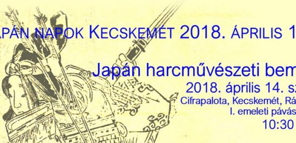 japán napok program