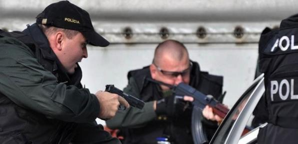 rendőri akció